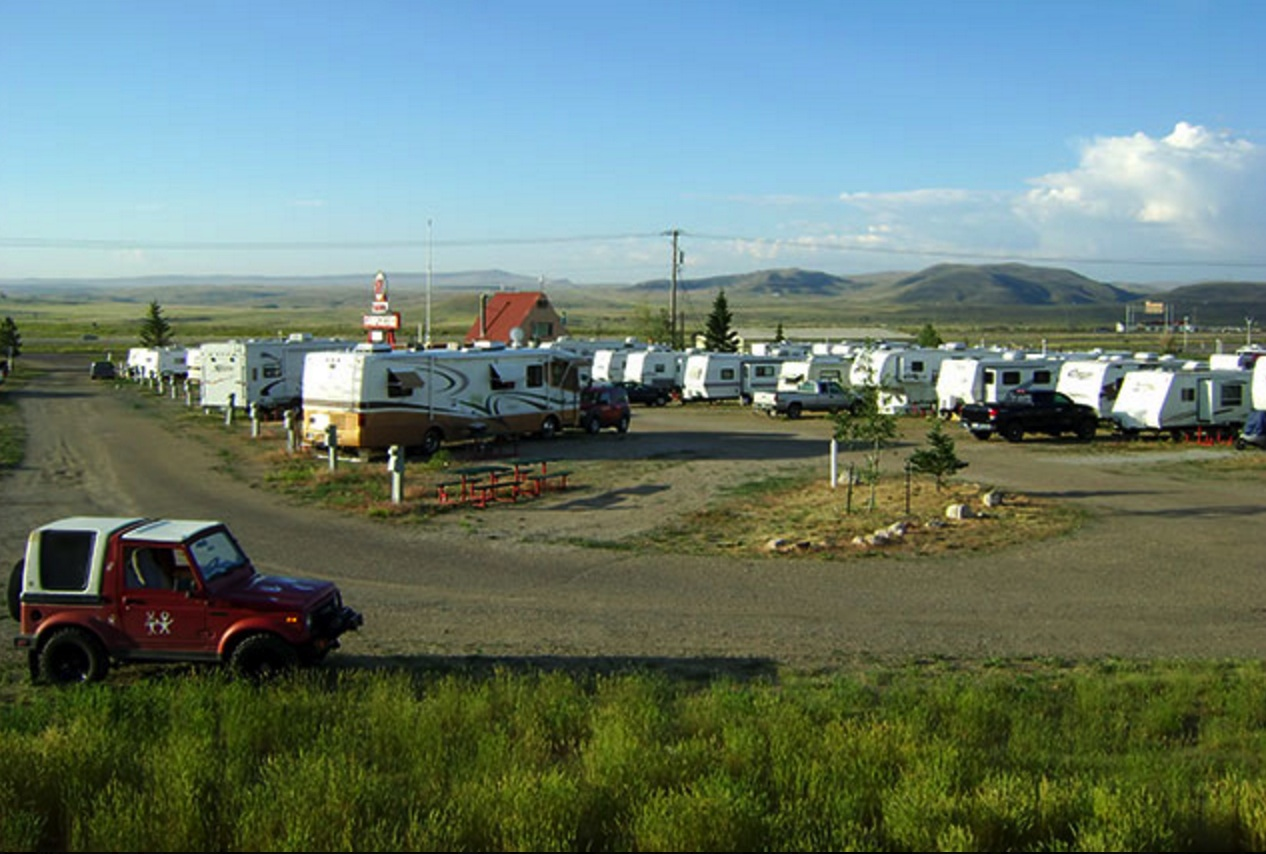Red Desert Rose Rv Park Your Quot Home Away Home Quot In Rawlins Wy