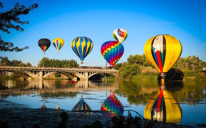 Prosser, Washington - Balloon Festival