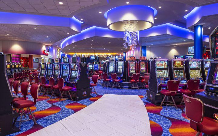 12 Tribes Resort Casino - slot machines
