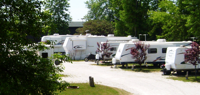 Red Coconut Rv Park With 170 Sites Park Your Rv Right On