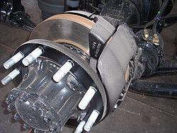 diesel pusher brakes