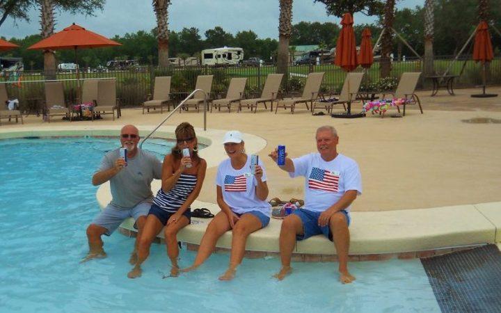 Lake Osprey - pool