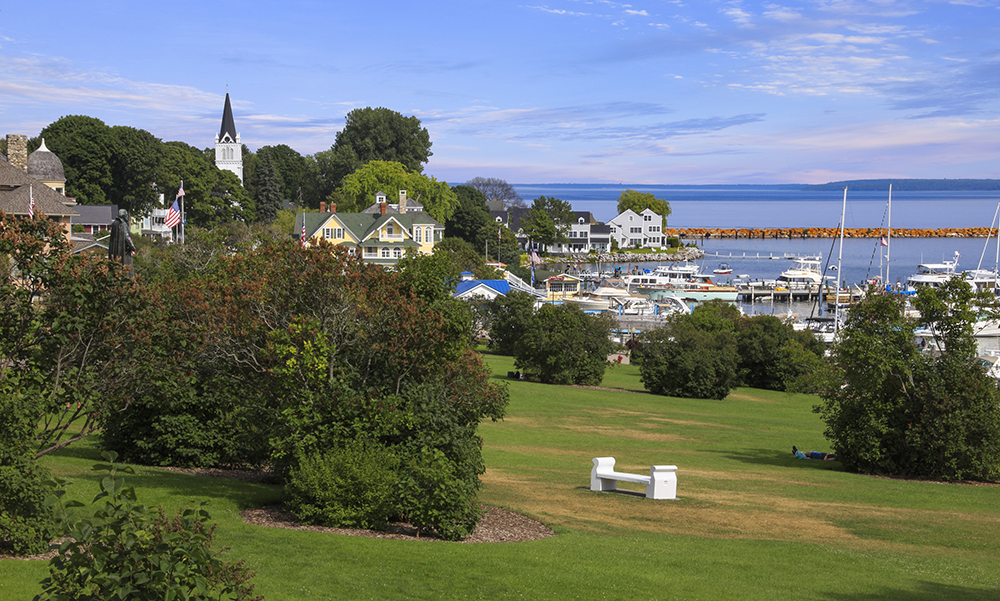 Take A Mackinaw Rv Trip To A Michigan Treasure It S One Of Michigan S Most Visited Cities