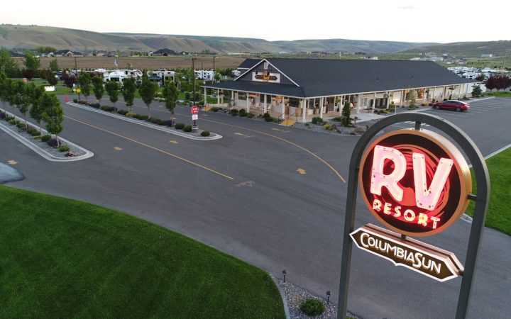 Columbia Sun RV Resort