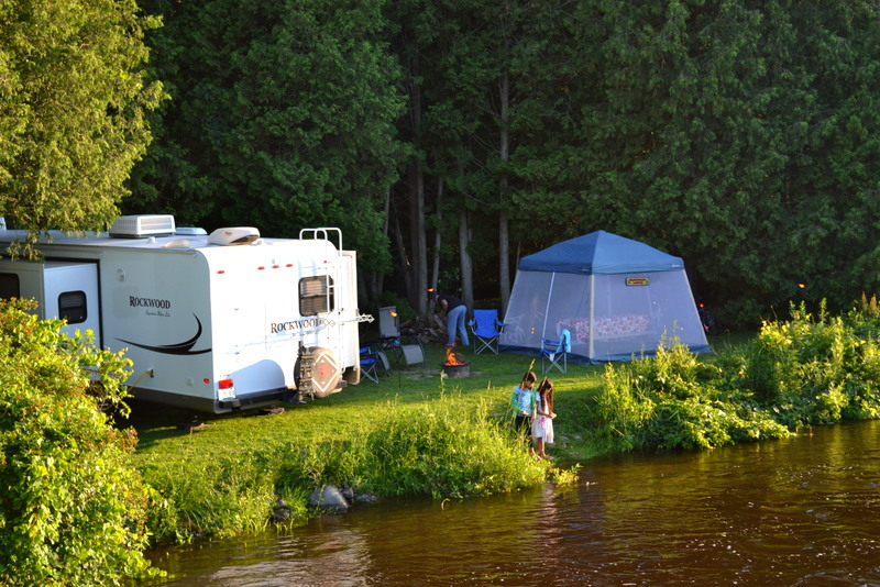 Saugeen Springs Rv Park Your Complete Ontario Vacation