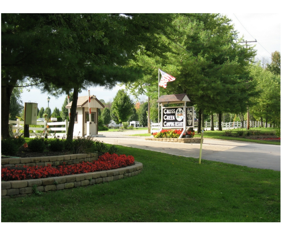 Cross Creek Camping Resort Central Ohio S Premier Rv Resort