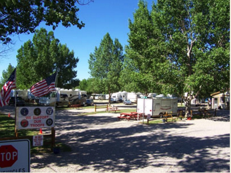 A. B. Camping RV Park