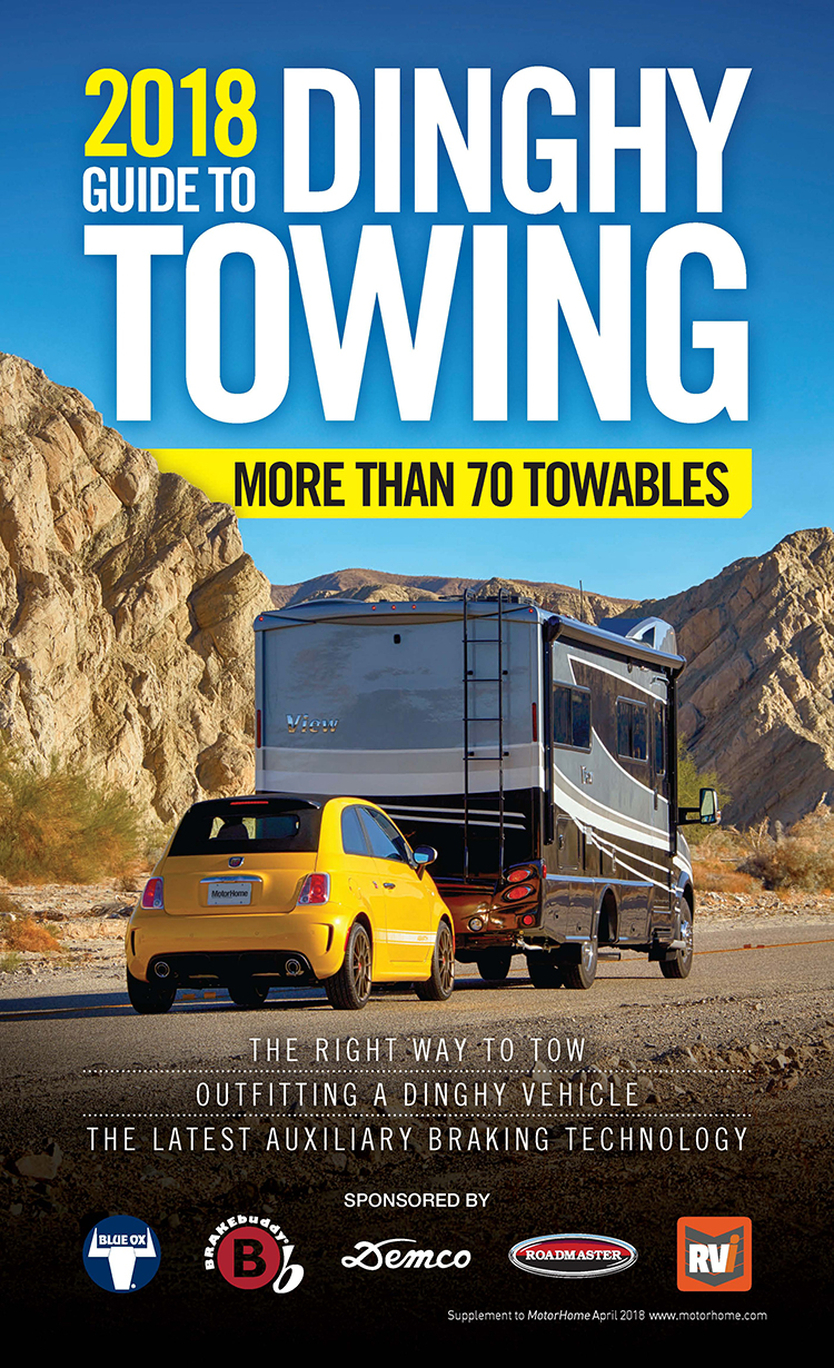 the 2018 guide to dinghy towing is an indispensable resource for rh blog goodsam com Vehicle Towing Guide Trailer Life Towing Guide 2018