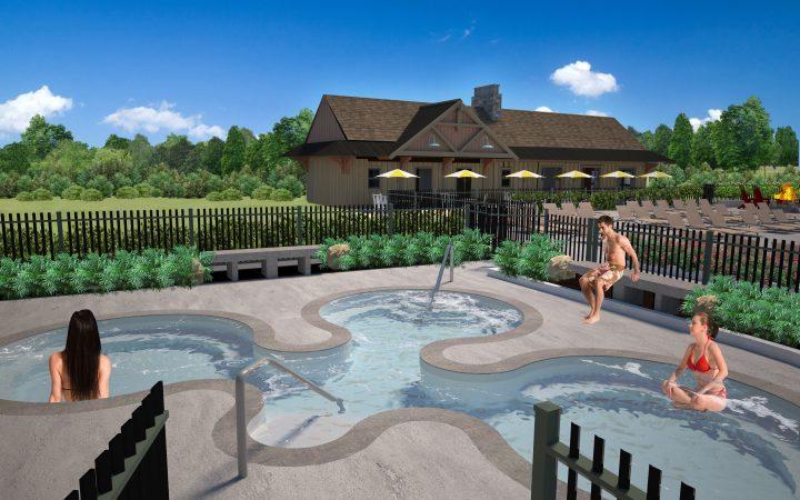 Lake George RV Park - pool