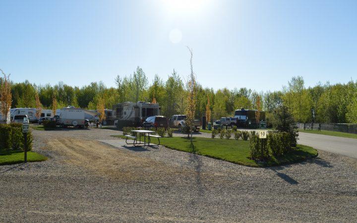 Camp n Class RV Park - RV sites