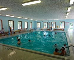 Woodland Park - indoor pool
