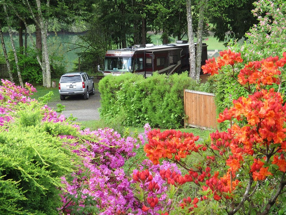 Harmony Lakeside RV and Cabins