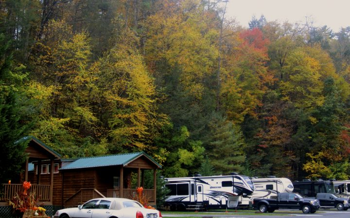 Twin Creek RV Resort - rv sites