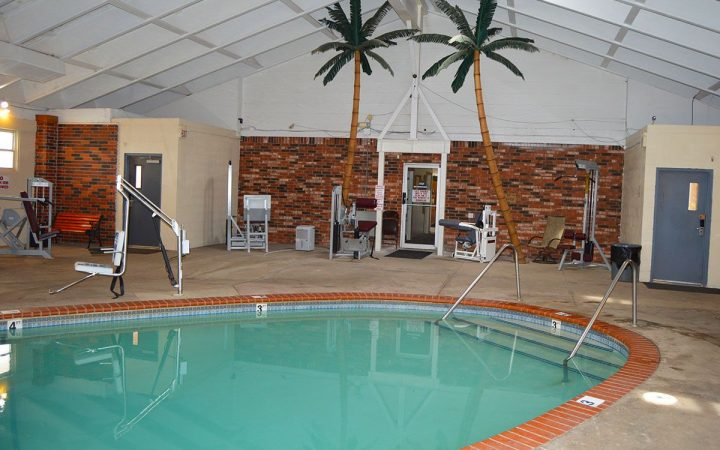 Rockwell RV Park - indoor pool