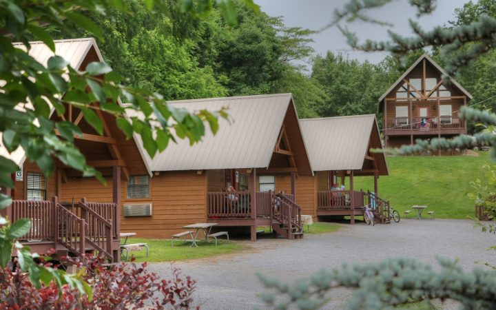 River Plantation RV Resort - cabins