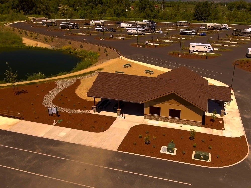 Southern Oregon Rv Park Is One Of Oregon S Newest Rv Parks