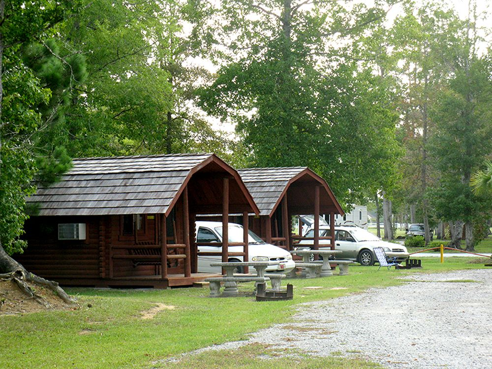 Brunswick Beaches Camping Resort - cabins