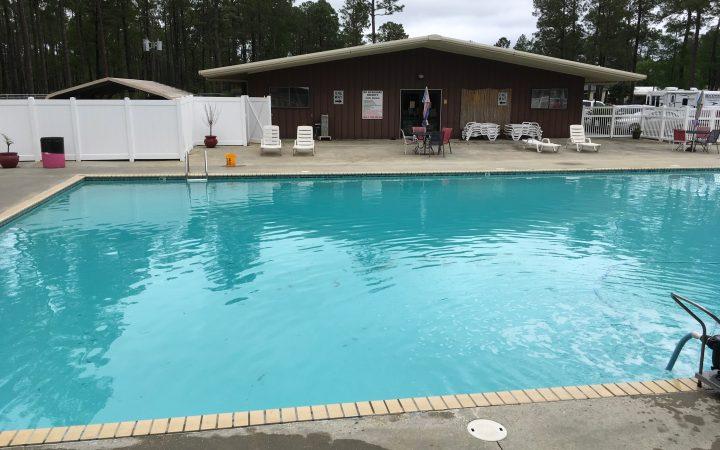 Sun Roamers RV Resort - outdoor pool