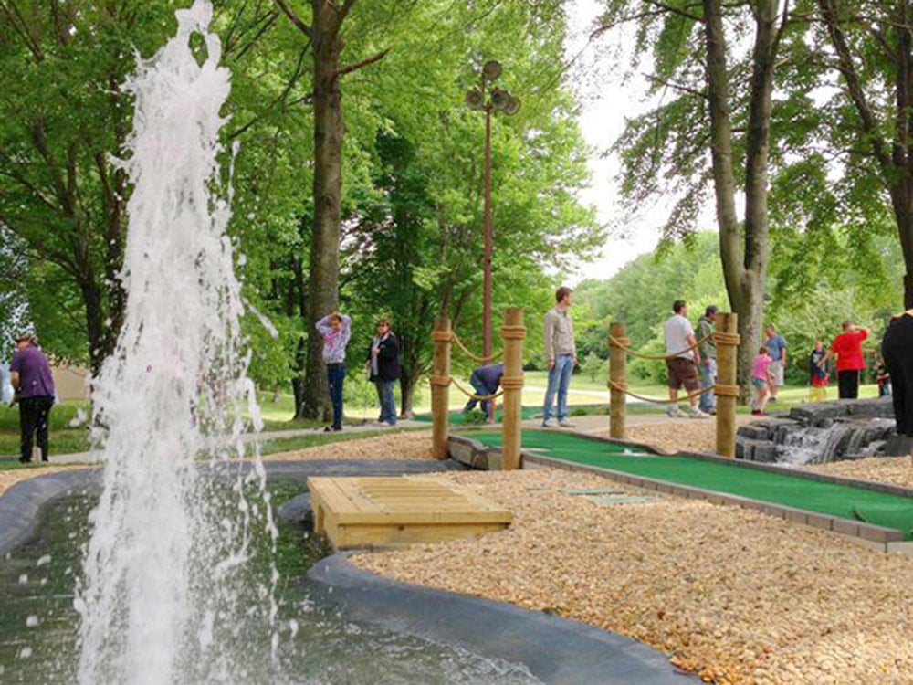 Ceraland Park & Campground - miniature golf