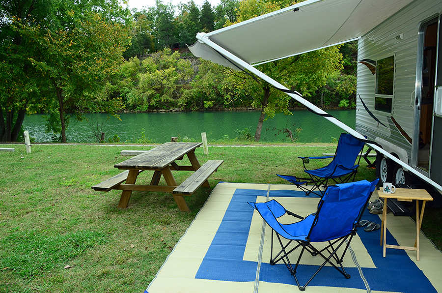 RV awnings versus the elements — protect your shade-maker ...