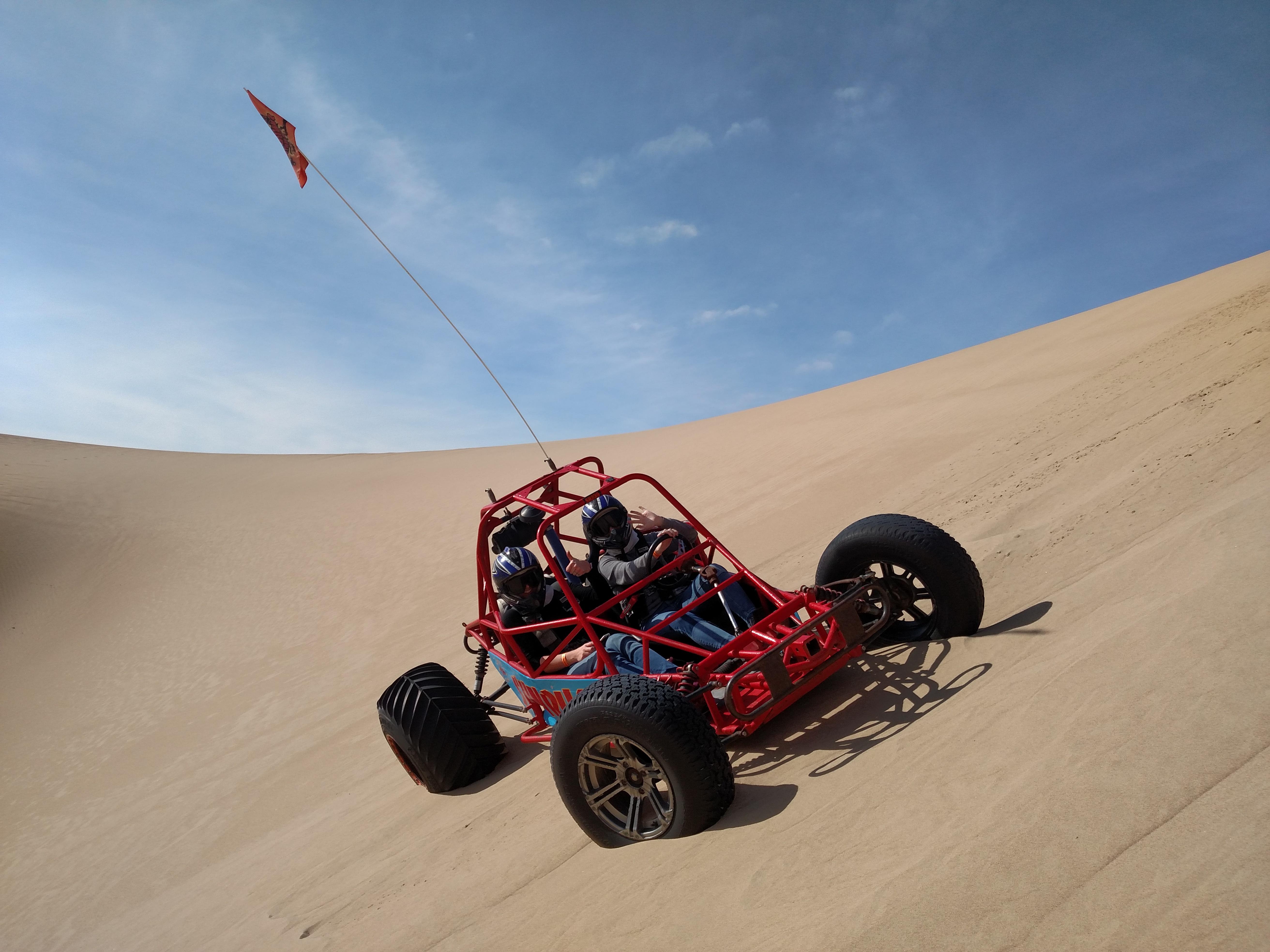 Visit Slo Cal - San Luis Obispo County - dune buggy