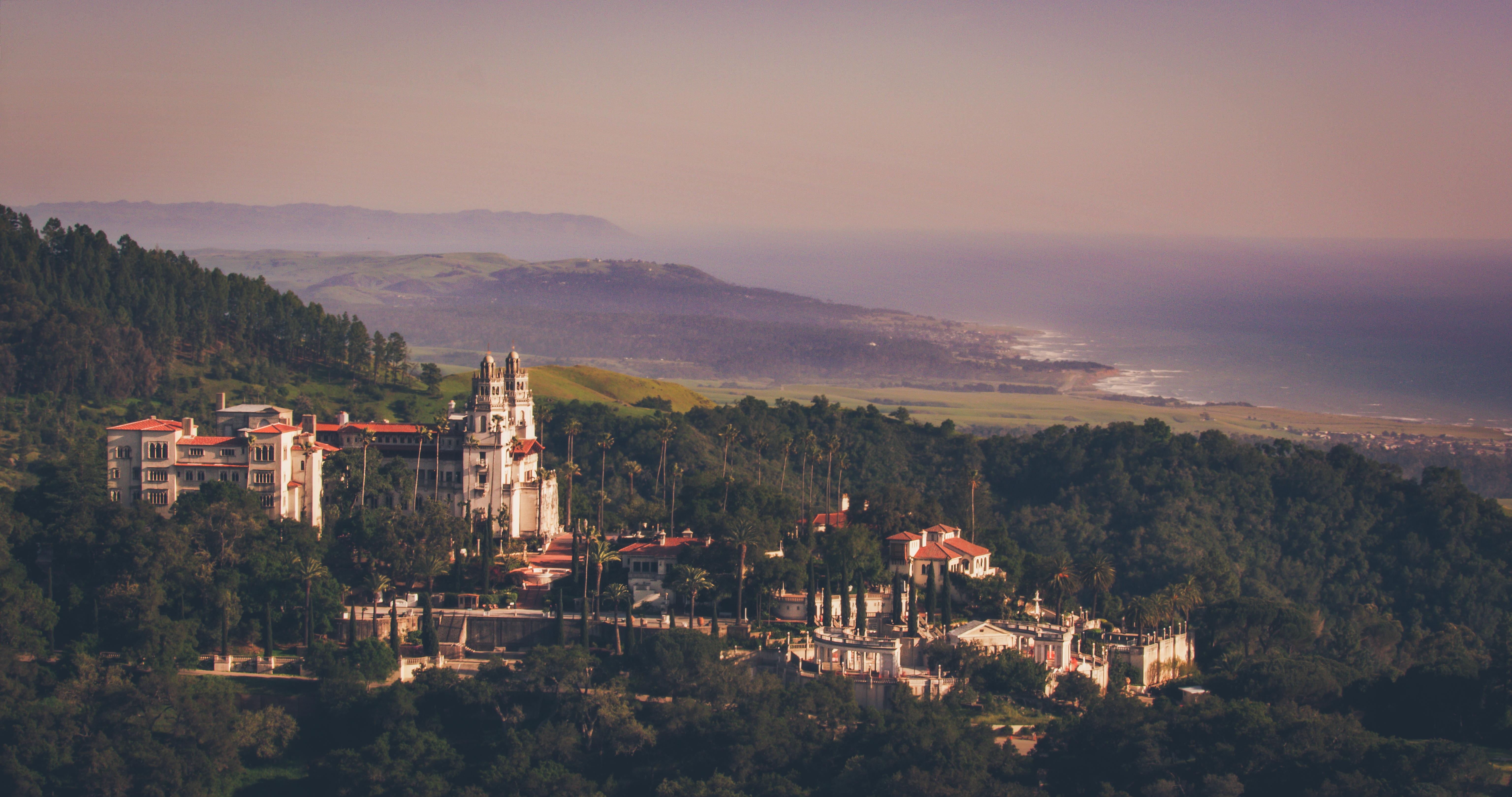 Visit Slo Cal - San Luis Obispo - Hearst Castle