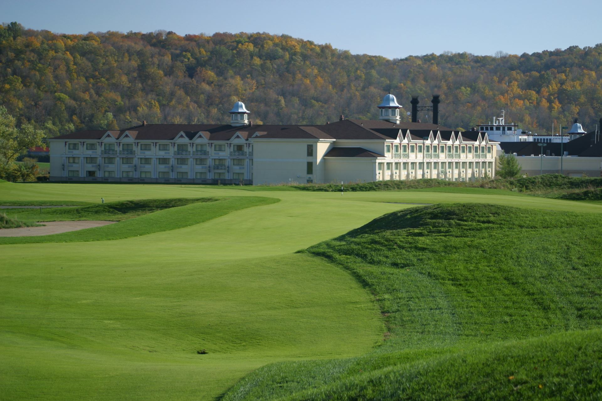 Rising Star Casino & Resort RV Park - golf course