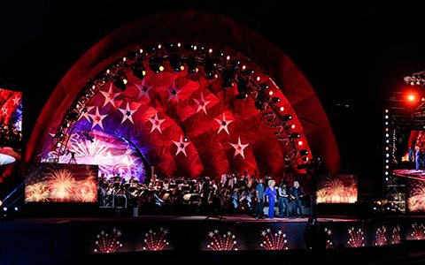 Sun RV Resorts - Boston Pops Fireworks show