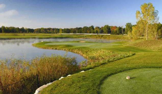 Soaring Eagle Hideaway RV Park - golf course