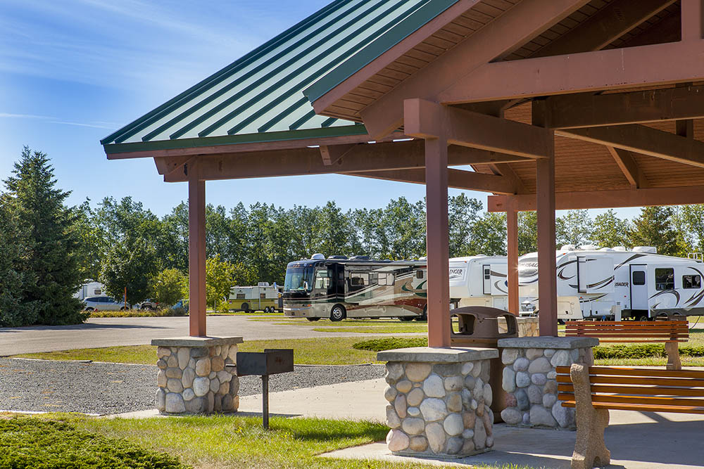 Little River Casino Resort RV Park - RV sites