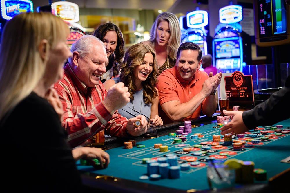Little River Casino Resort RV Park