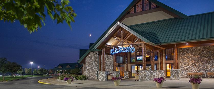 Little River Casino Resort RV Park - Casino Entrance
