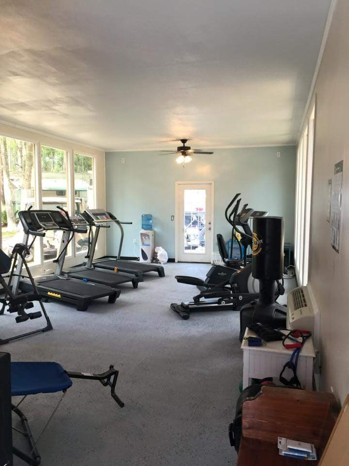 Jacksonville North/St. Marys KOA - fitness center