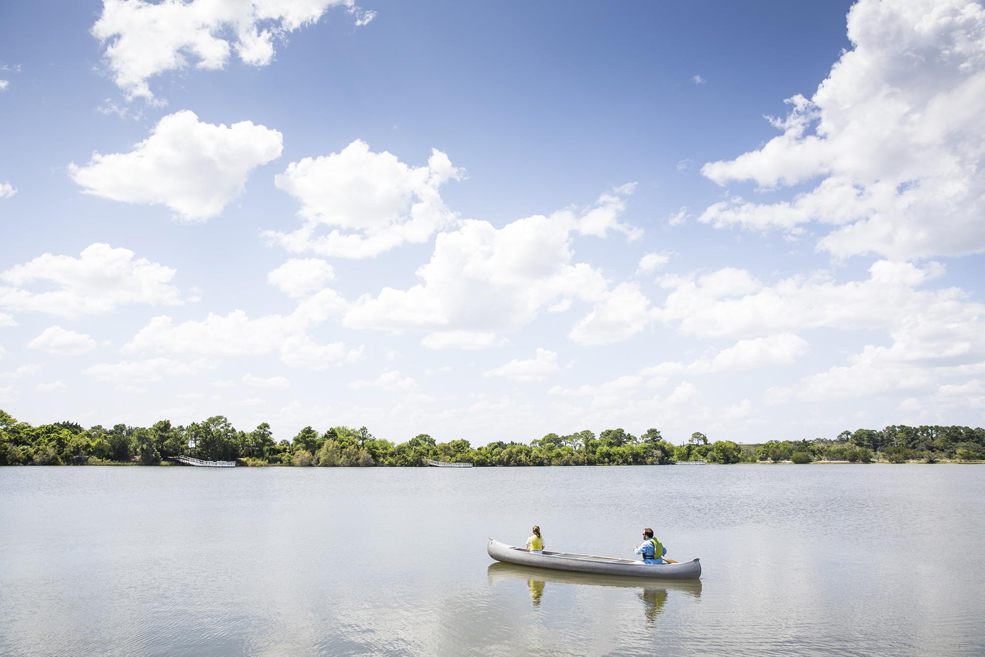 Jekyll Island Campground - kayaking