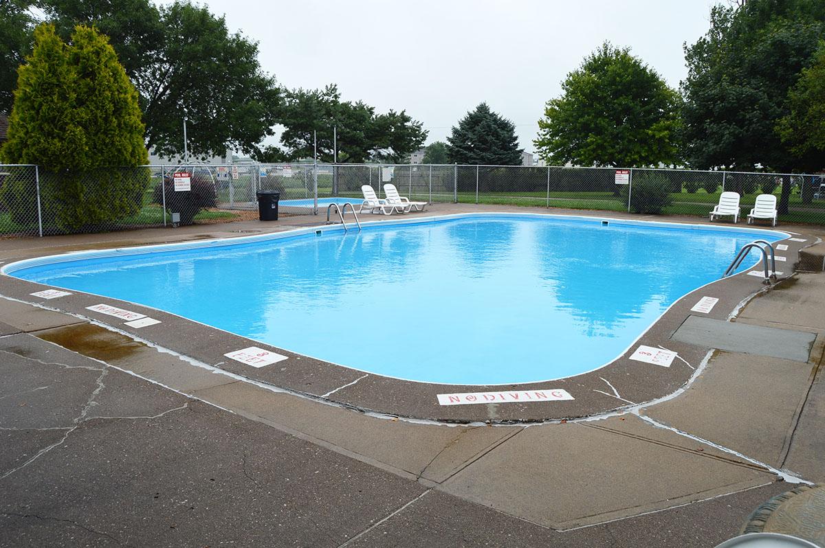 Interstate RV Park - swimming pool