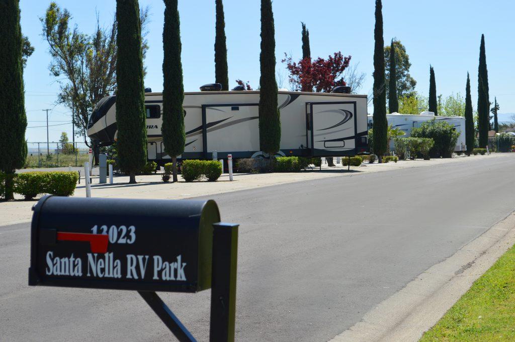 Santa Nella RV Park - rv site