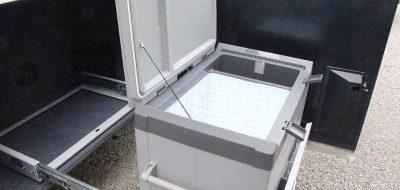 rv basement cooler-freezer