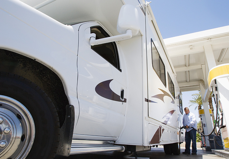 rv fuel savings