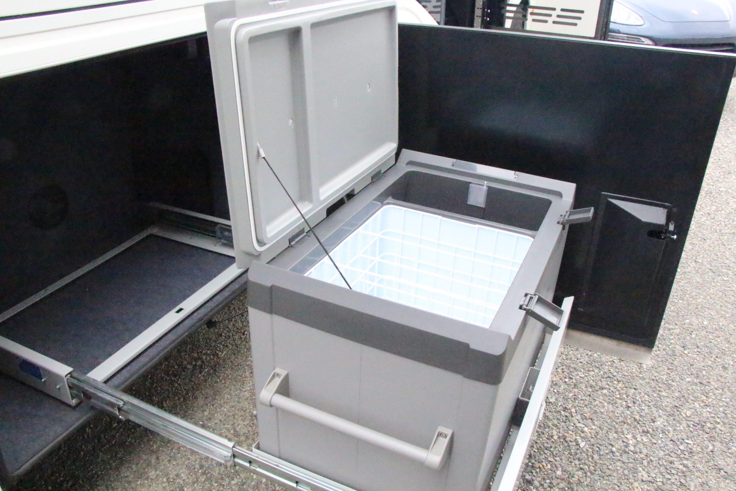 Basement cooler/freezer