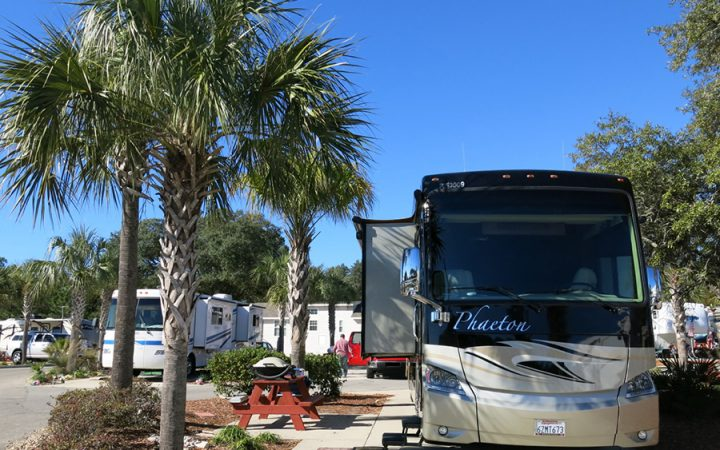Carrabelle Beach RV Florida