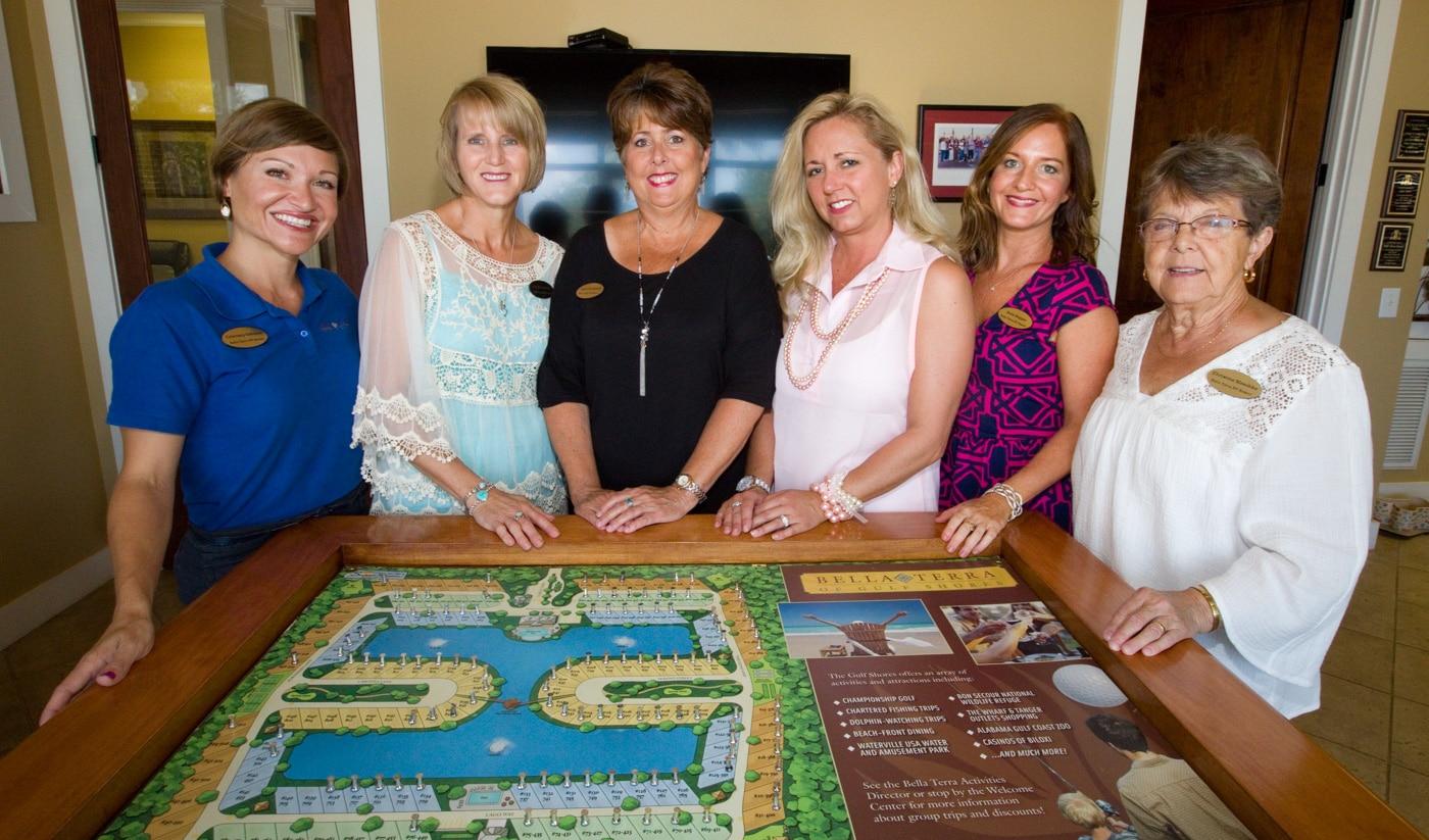 Bella Terra of Gulf Shores - staff
