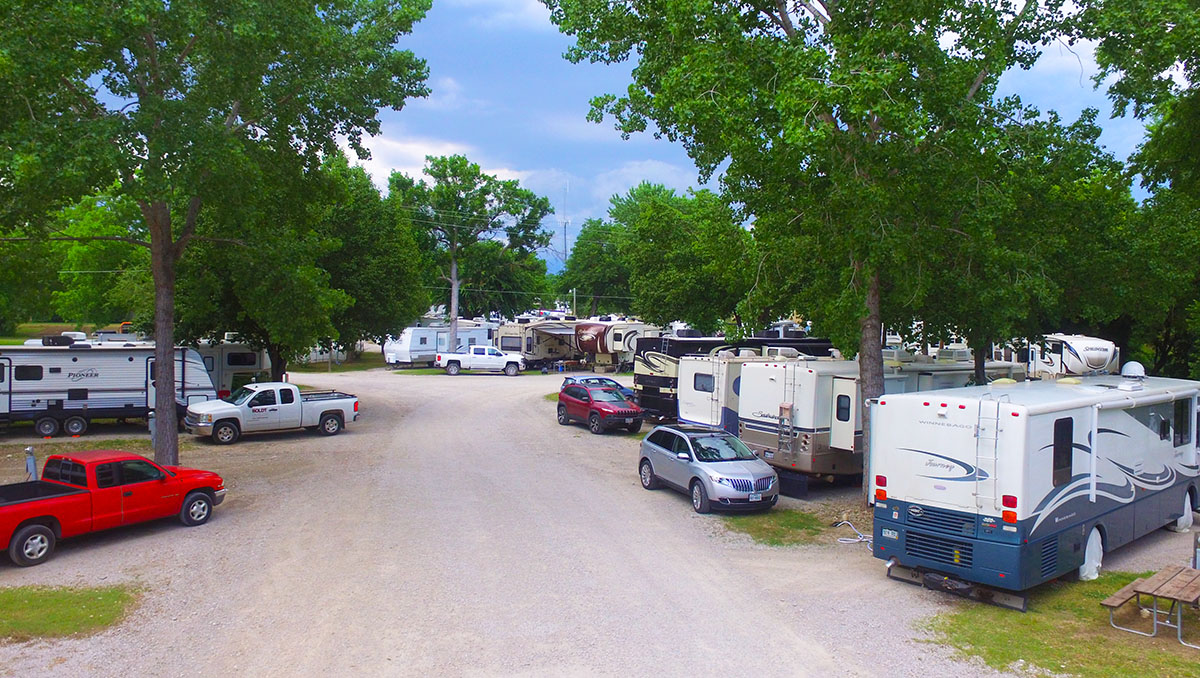 Riverside RV Resort & Campground - rv sites