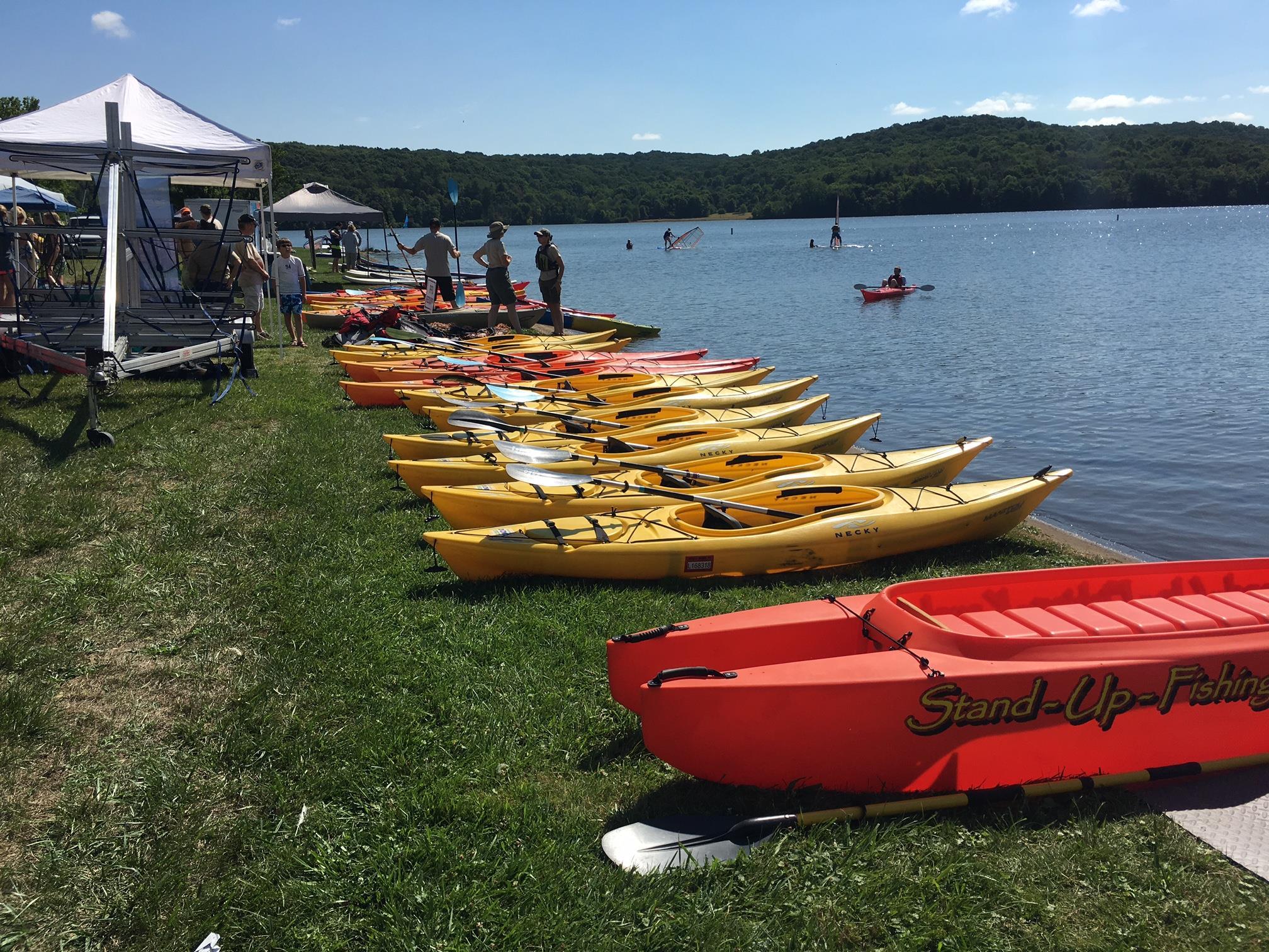 Bear Run Campground - Kayaking/Canoeing