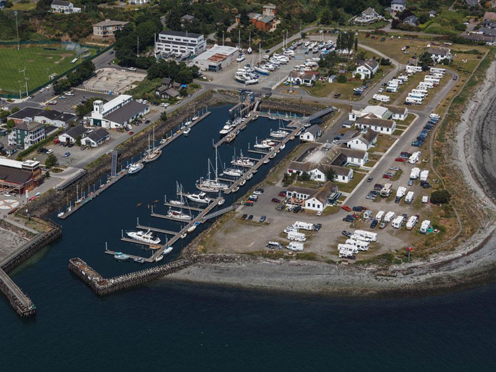 Point Hudson RV Park - port