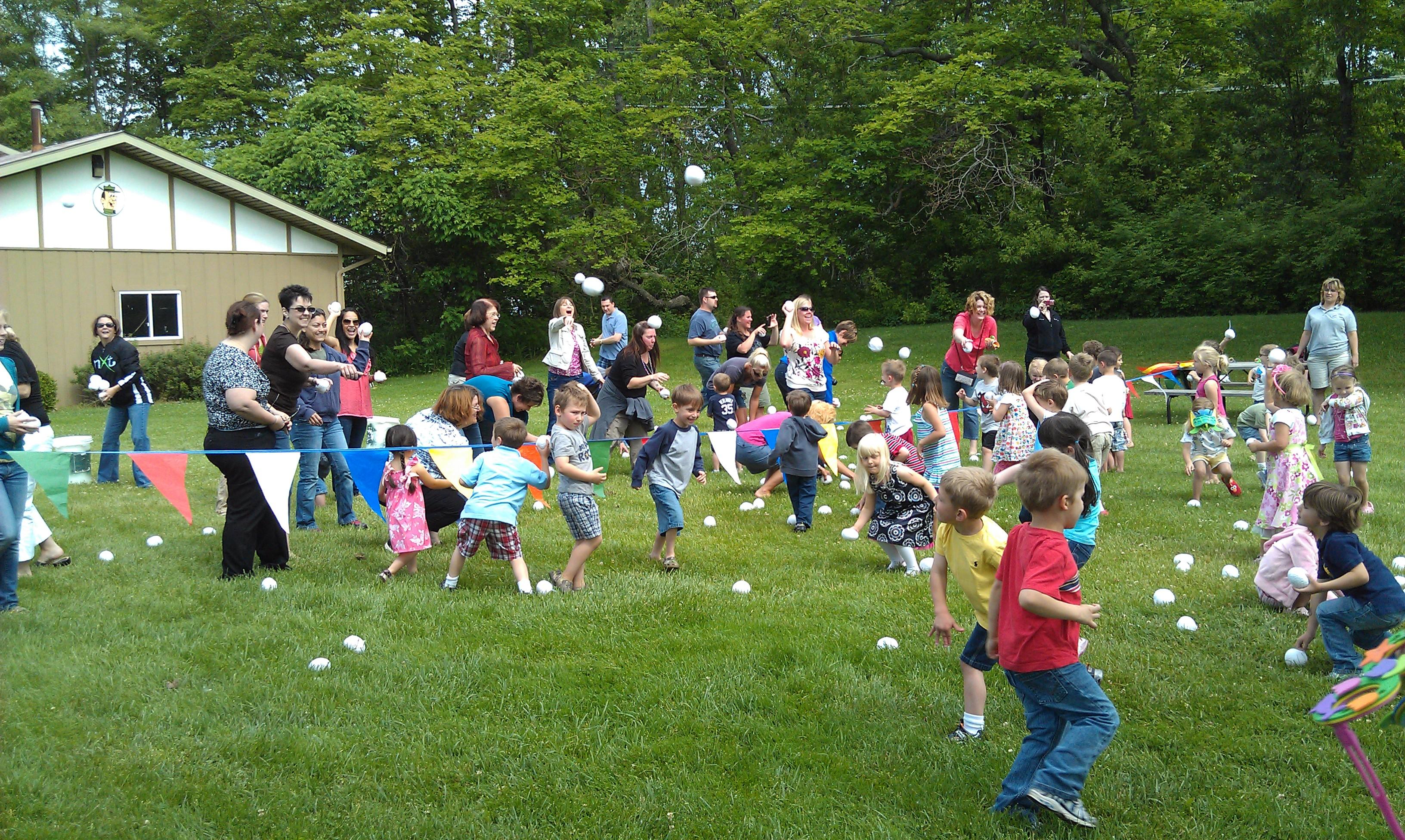 Frankenmuth Jellystone Park - kids activities