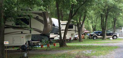 Jonestown AOK Campground