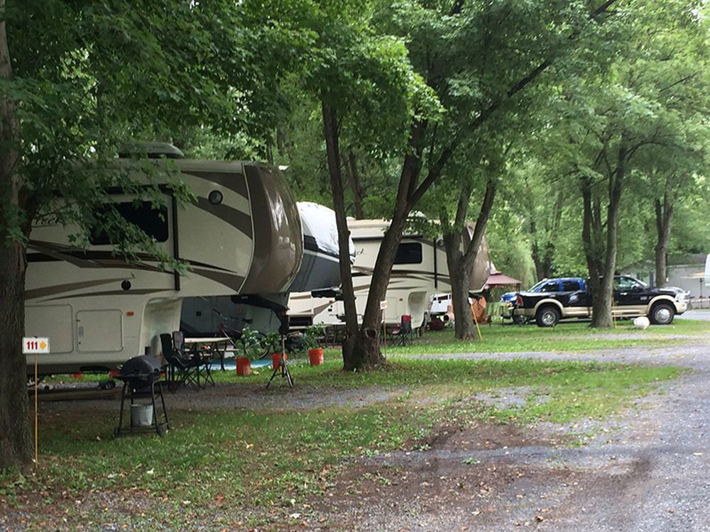 Jonestown AOK Campground