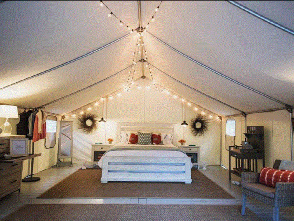 Sandy Pines Campground - glamping rental