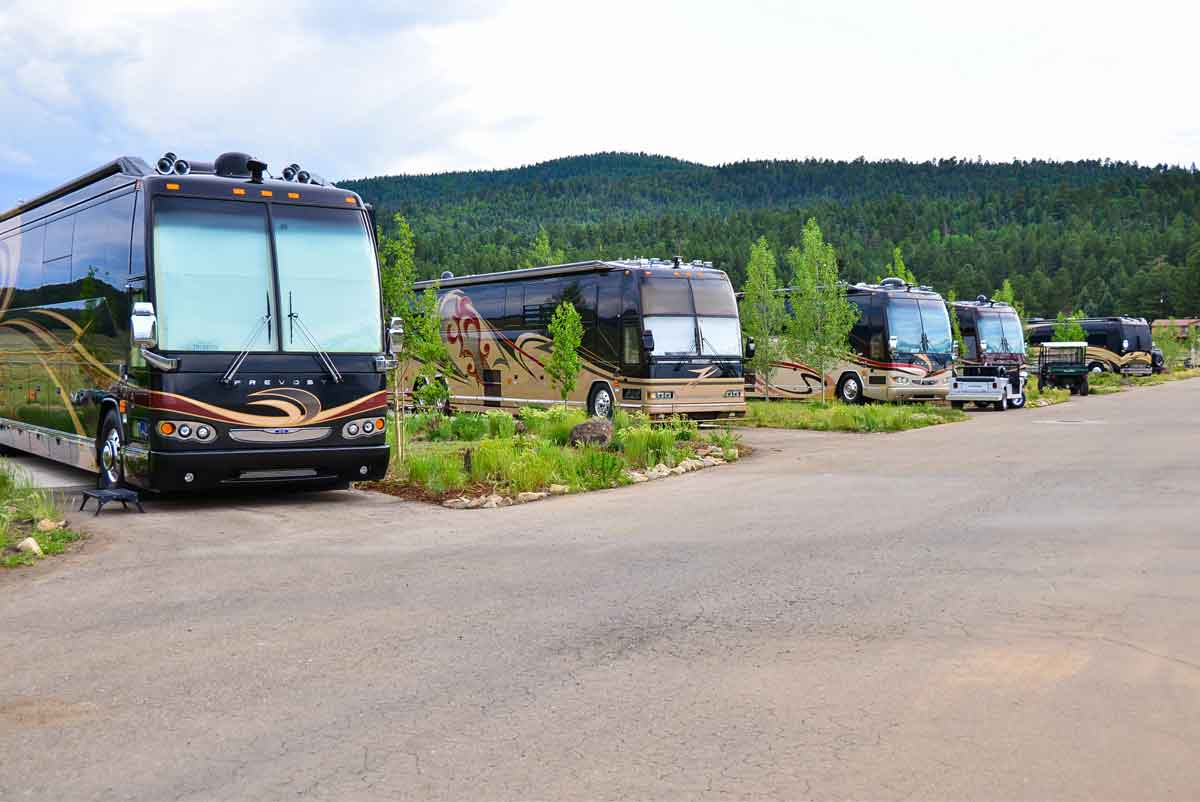 Angel Fire RV Resort - rv sites