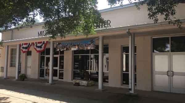 Hwy 71 RV Park - Bastrop Museum